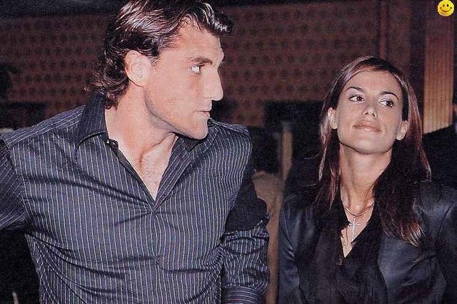 Image result for vieri vs elisabetta canalis