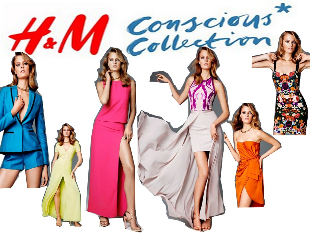 H&M Exclusive Conscious Collection