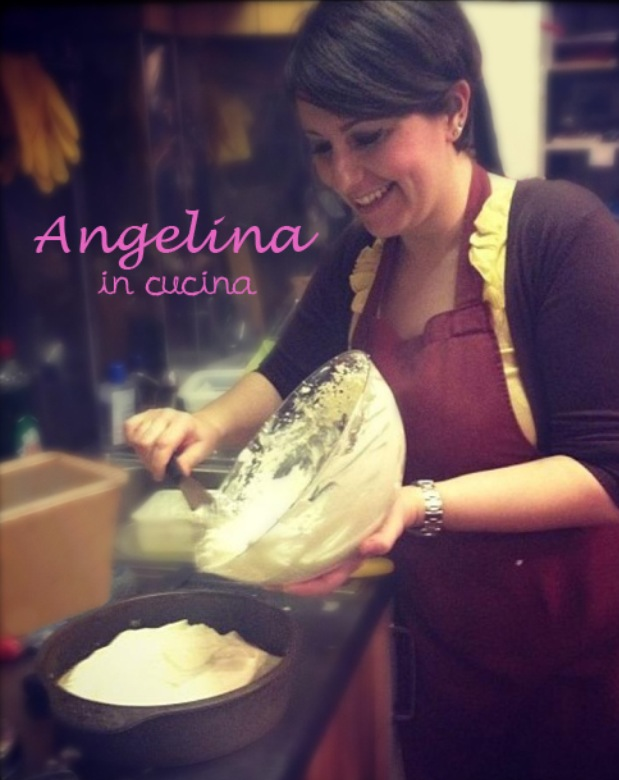 angelina in cucina