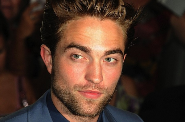 Robert Pattinson Arrives at The MoMa's Premiere of 'Cosmopolis'