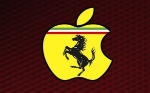 Accordo Apple Ferrari per auto del futuro
