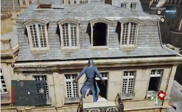 Nuovo gameplay di Assassin's Creed Unity
