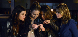 le anticipazioni di pretty little liars