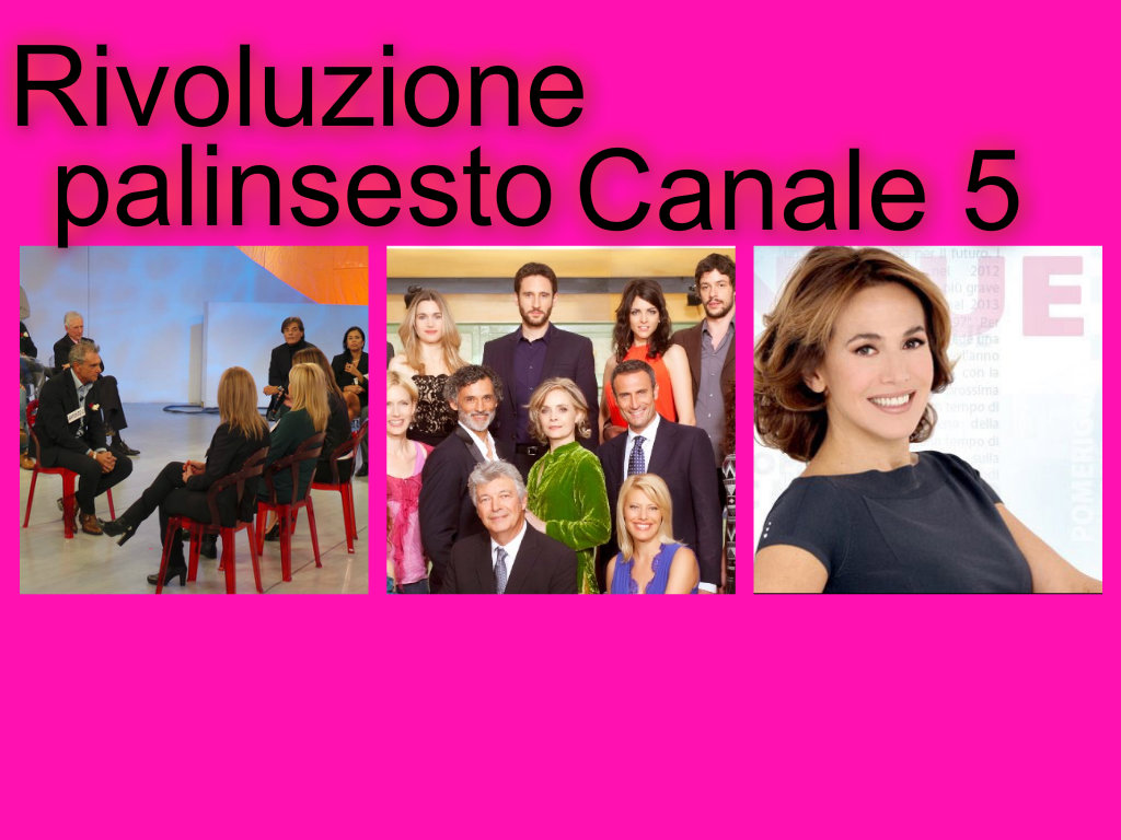 palinsesto canale 5