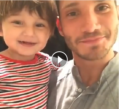 stefano de martino santiago video