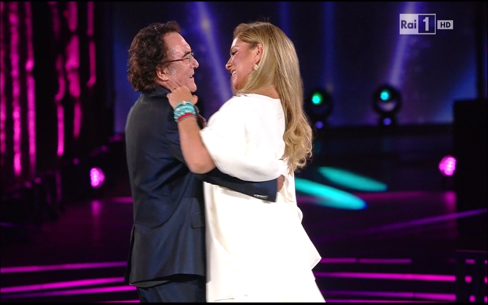 Romina power e al bano il ballo romantico solo apparenza for Al bano e romina power
