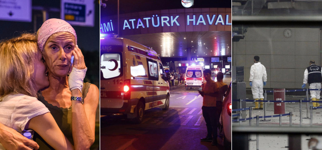 turchia attentato