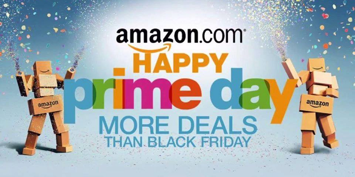 Amazon Prime Day: 5 € di buono guardando una serie!