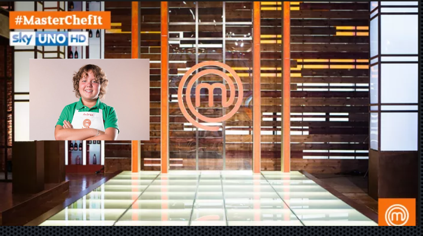 MasterChef Junior in lutto per un concorrente: muore il piccolo Andrea Pace