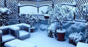 Neve a roma ultime notizie flash for Case vip roma