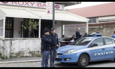aggressioni in un bar a roma casamonica