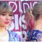capelli rosa come taylor swift