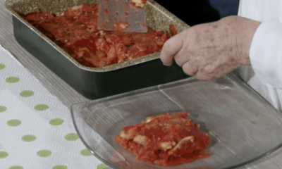 ricette all'italiana parmigiana di alici